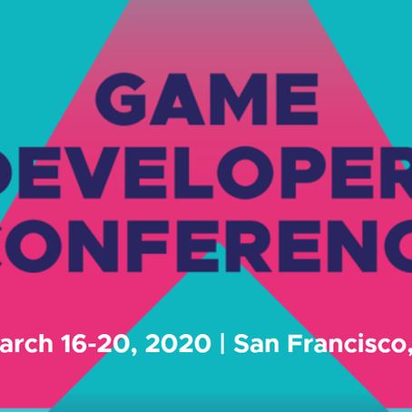 GDC 2020! Tips for first timers