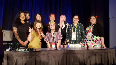 Sexy Microtalks: Making Intimacy, Sex, and Romance in Games | GDC 2019