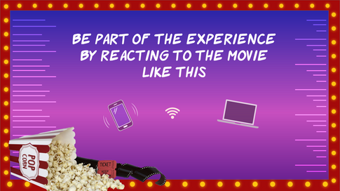 Interact with the Movie