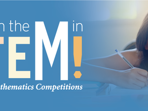 Math Competitions: AMC and More!