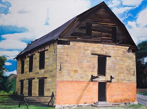Mora St. Vrain Flour Mill