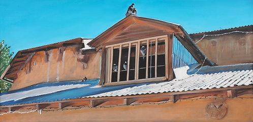 Chimayo Pigeon Coop