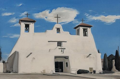 St. Augustine Church Isleta Pueblo