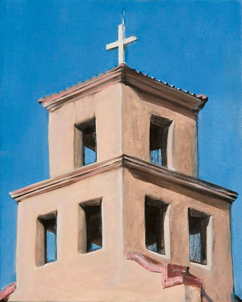Santuario de Guadalupe Belfry
