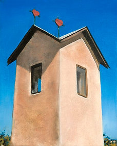 Chimayo Hearts Tower