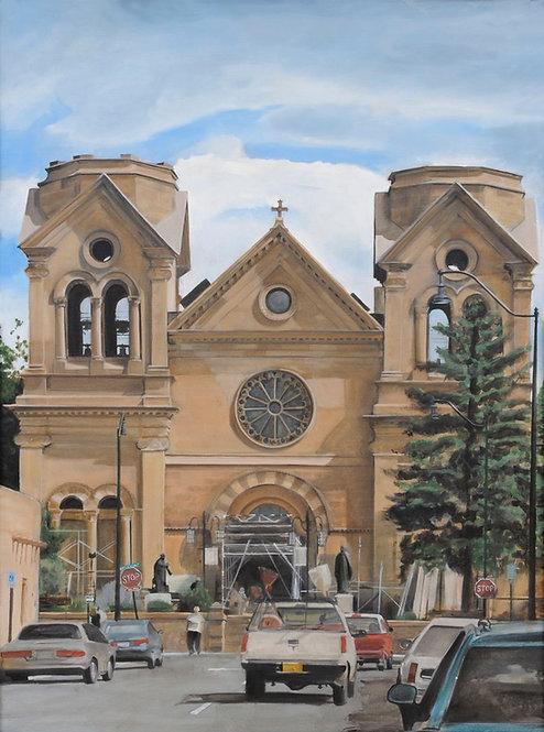 Saint Francis Cathedral Basilica Santa Fe