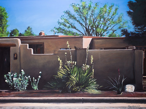 Yucca on Cordova