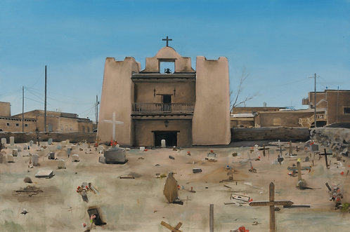 Our Lady of Guadalupe Zuni Pueblo