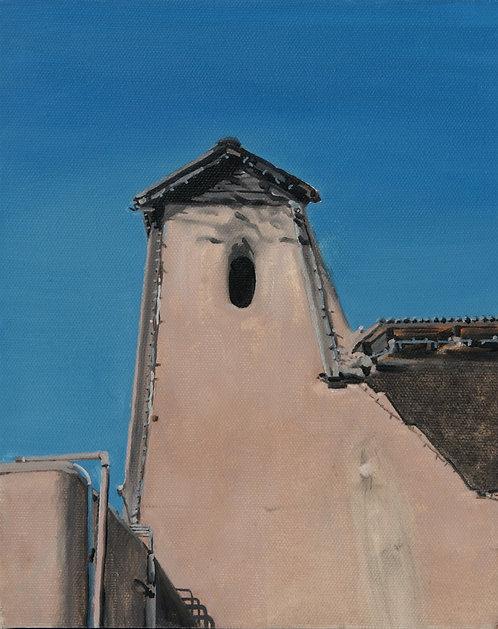 Santuario de Chimayo Belfry
