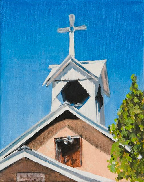 Cundiyo Church Belfry