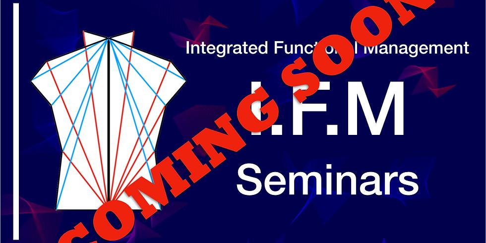 IFM Seminars - Lower Limb