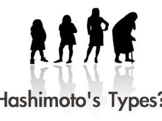 Tipuri de Hashimoto