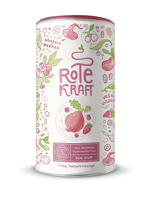 """Forta Rosie"" Bio-Vegan-Organic, 600gr"