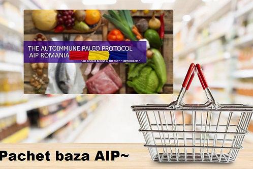 Pachet de Baza AIP, Bio -Vegan -Organic, 1.5 kg