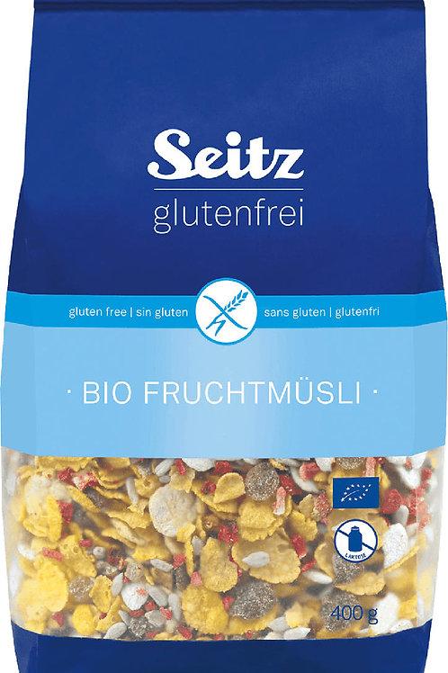 Fara Gluten/Organic Muesli Fructe 300gr