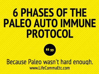 6 Faze ale Protocolului Autoimun