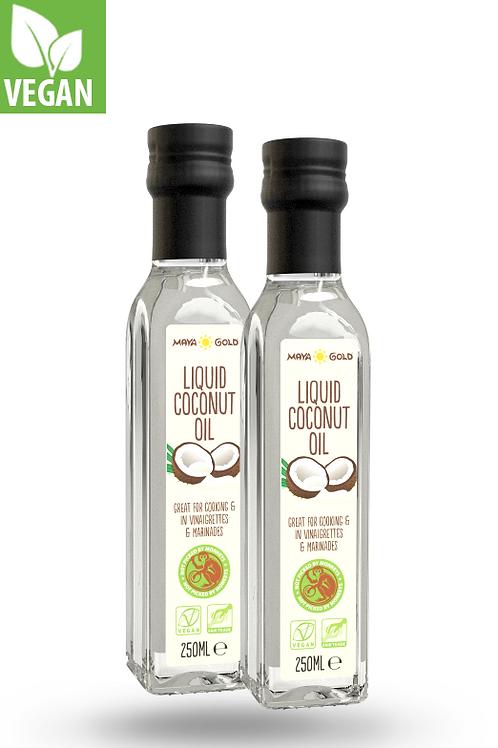 Ulei MCT/lichid Cocos 250 ml