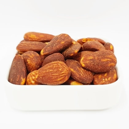 Migdale prăjite și sărate, Bio-Organic, 100g