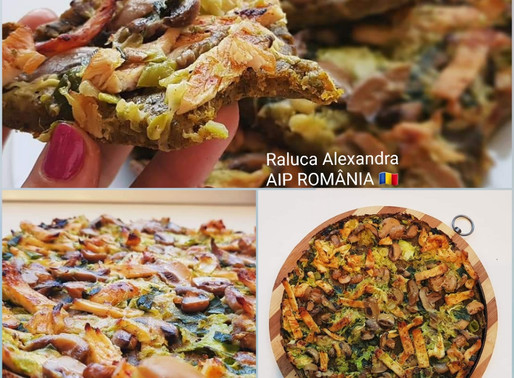 AIP/ Paleo - Pizza AIP