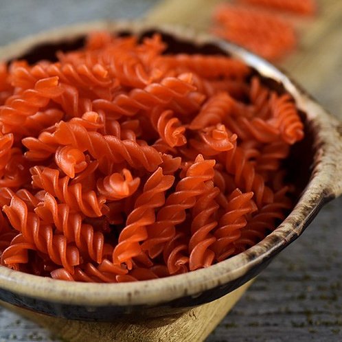 Paste Spirale Linte Roșie, Bio-Vegan-Organic, 250g