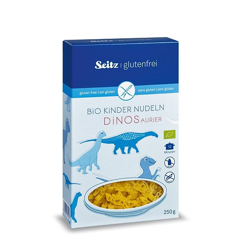 "Fara Gluten Paste ""Dinozauri"" Bio-Vegan-Organic, 250gr"