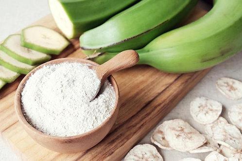 Făină BANANE Verzi/ PLANTANE, Bio- Vegan-Organic, 350g