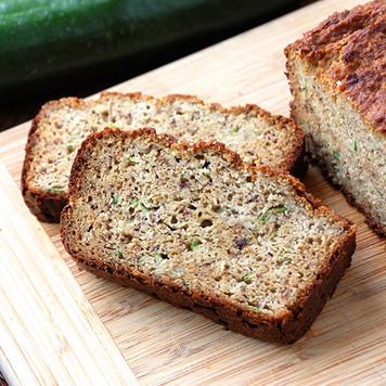 Paleo - Pâine cu Zucchini
