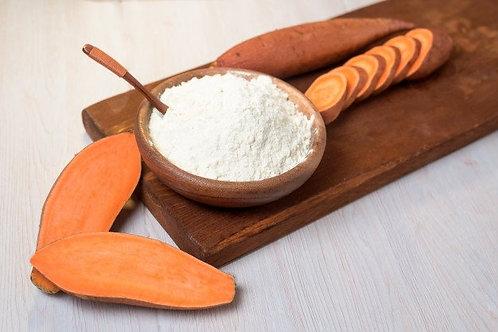 Faina CARTOF DULCE, Fara Gluten-Vegan, 375 gr