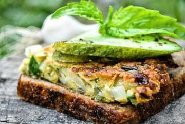 Vegan/Fără Gluten Omletă