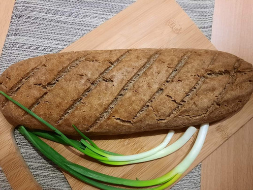 AIP/Paleo - Pâine AIP