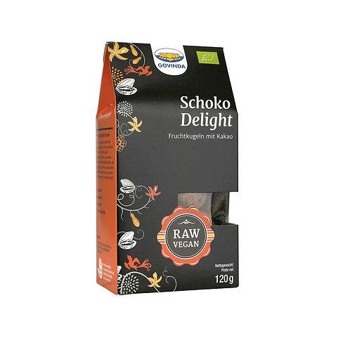 Biluțe Ciocolată light, Raw-Vegan-organic, 120g