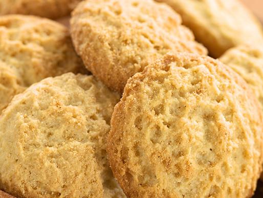 Paleo/Fara Gluten - Biscuiţi nutritivi cu Maca