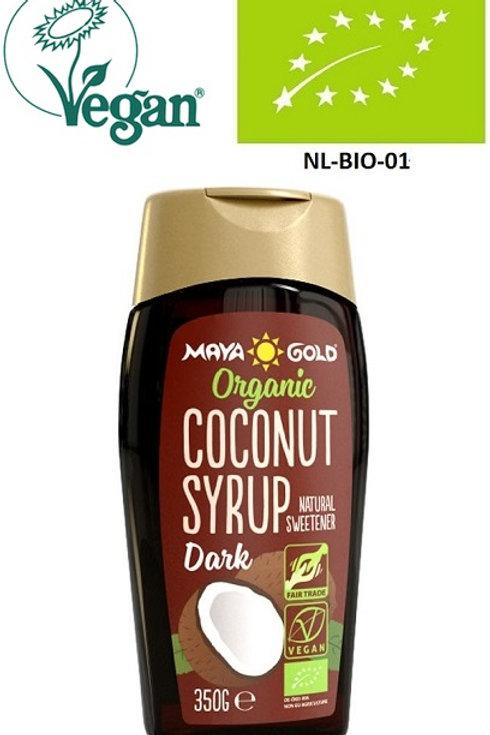 "Sirop Nuca de Cocos ""Dark"", Bio -Vegan-Organic, 350g"