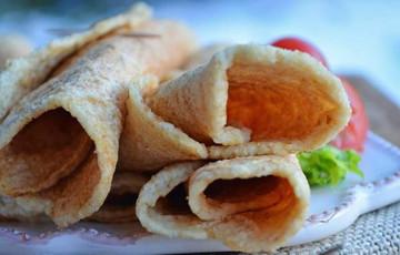 Fără Gluten/Vegan/Paleo Tortilla fragedă