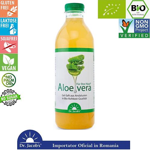 Suc/Gel Aloe Vera, Bio-Vegan-Organic, 1l