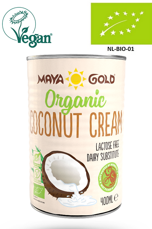 Lapte/Crema de Cocos 22% grăsime, Bio-Vegan-Organic