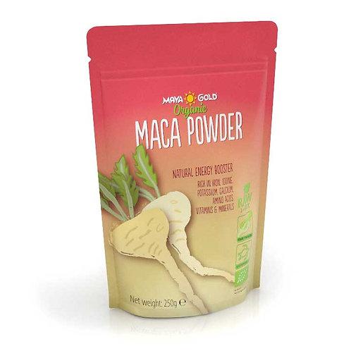 MACA pulbere Raw-Vegan-Organic 250gr