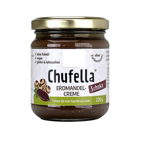 Chufella® (cremă cico Tigernuts), Bio-Vegan-Organic, 220g