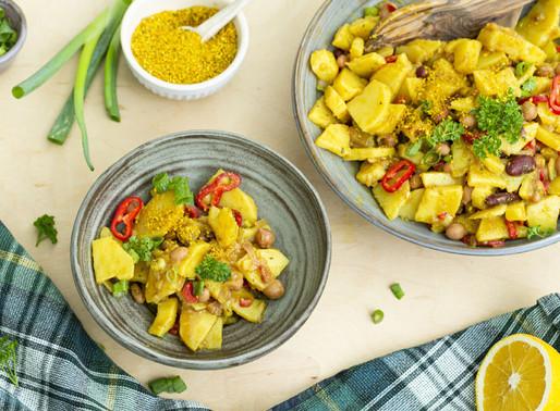 Ayurveda - Salată de cartofi
