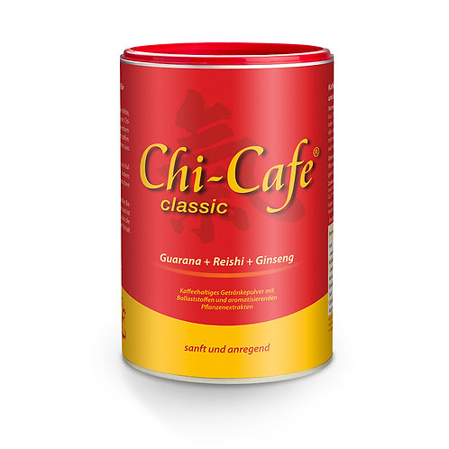 ChiCafe Classic, Guarana&Reichi, Vegan, 400g