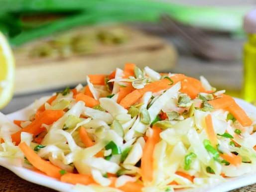 Fără Gluten/ Vegan - COLON Cleanse - Salată de detoxificare a Intestinului