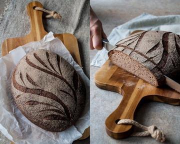 Fără Gluten - Pâine multicereale