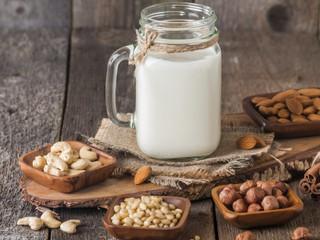 Proprietăţile miraculoase ale laptelui de Migdale