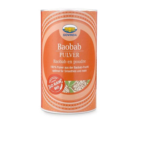 Baobab pulbere, Raw-Vegan-Organic, 200G