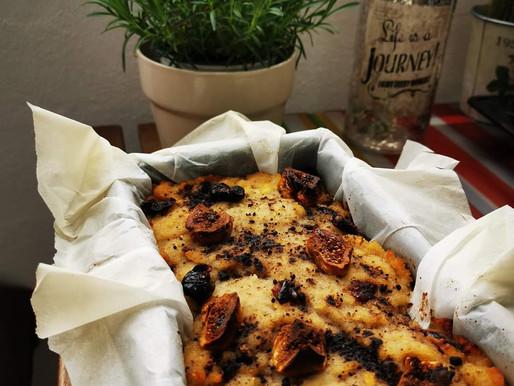 AIP/Paleo/Keto - Banana Bread Smochine& Merișoare