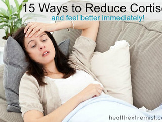 Cortizolul și modul de a-l reduce