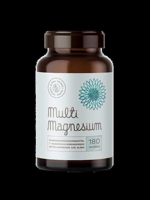 Magneziu Multi Complex, Bio-Vegan, 180 cps