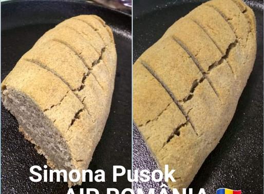 AIP/Paleo/Fără Gluten - Pâine AIP de Simona Pusok