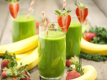 Green Smoothie pentru Tiroidă
