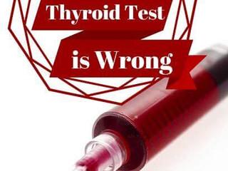 De ce testele tiroidiene sunt greșite? Șice este de făcut?